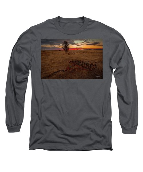 Change On The Horizon Long Sleeve T-Shirt