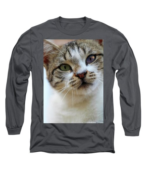 Long Sleeve T-Shirt featuring the photograph Changing Colors by Munir Alawi