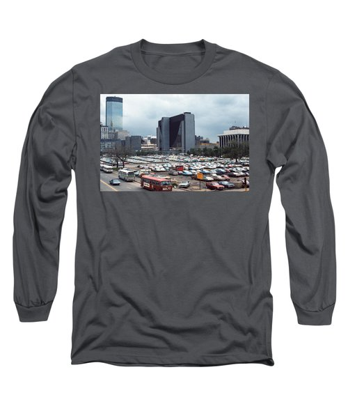 Changing Skyline Long Sleeve T-Shirt
