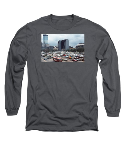 Changing Skyline Long Sleeve T-Shirt