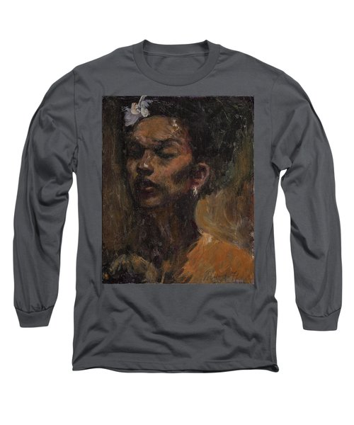 Chanteuse Long Sleeve T-Shirt