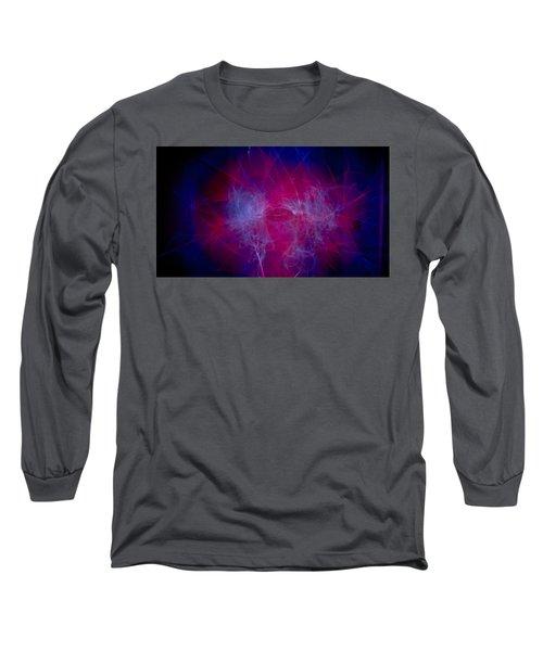 Chaos Long Sleeve T-Shirt by Hyuntae Kim