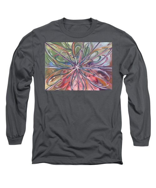 Chaotic Beauty Long Sleeve T-Shirt