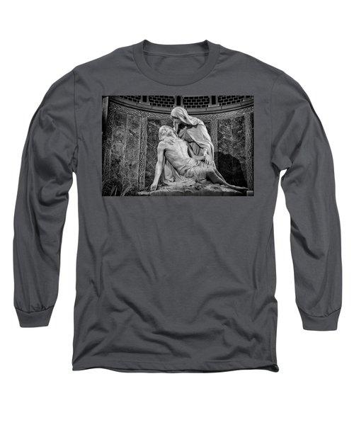 Chapel Of The Pieta 2 Long Sleeve T-Shirt