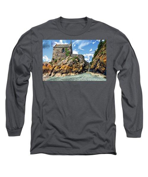 Chapel Saint-aubert Long Sleeve T-Shirt