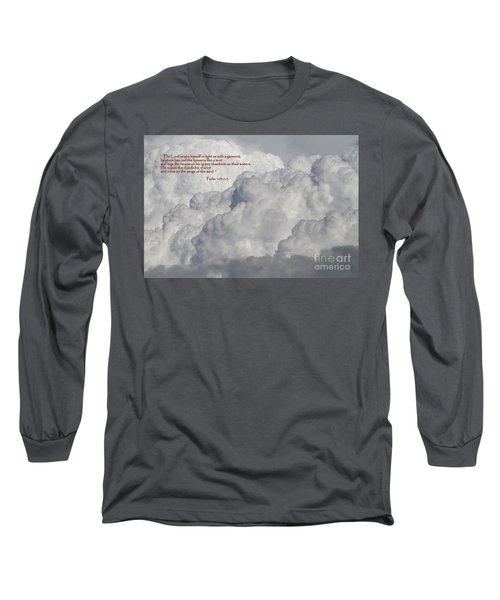 Chariot Clouds Long Sleeve T-Shirt