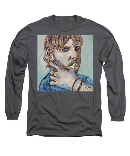 Charlie And The Moth Long Sleeve T-Shirt