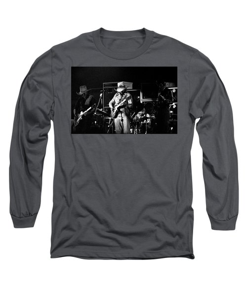 Charlie Daniels  Long Sleeve T-Shirt