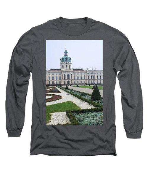 Charlottenburg Castle Berlin Long Sleeve T-Shirt