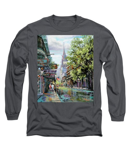 Chartres Rain Long Sleeve T-Shirt