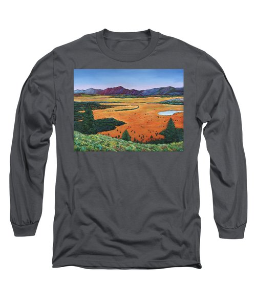 Chasing Heaven Long Sleeve T-Shirt