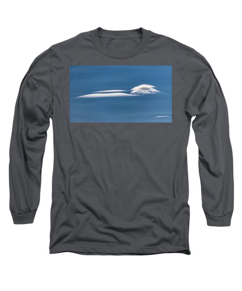 Chasing Lenticulars - Long Sleeve T-Shirt