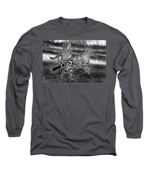 Chasing Mum Long Sleeve T-Shirt