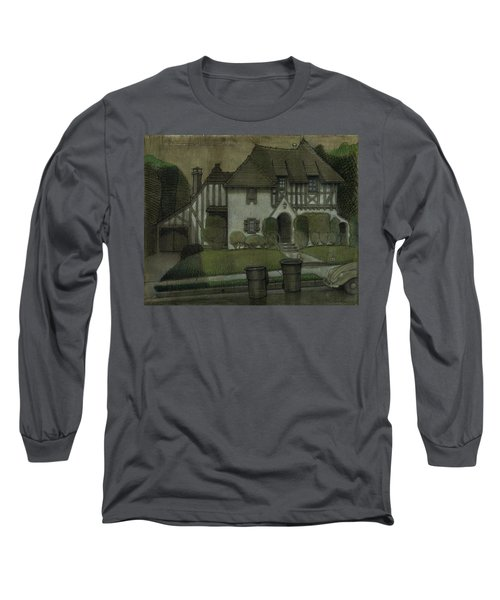 Chateau In The City Long Sleeve T-Shirt