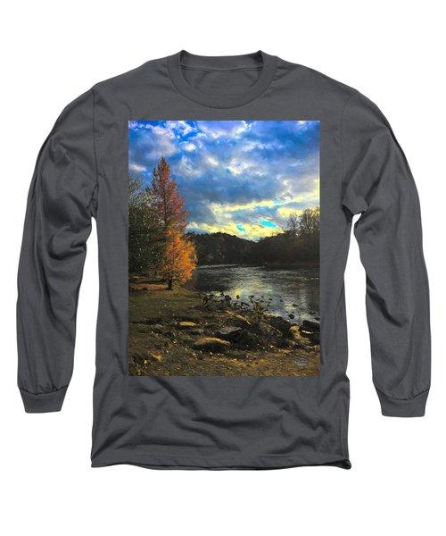 Chattahoochee Fall Long Sleeve T-Shirt