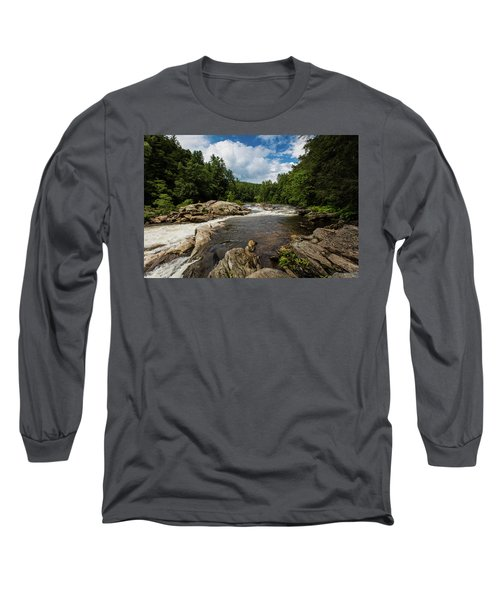 Chattooga Bull Sluice Long Sleeve T-Shirt