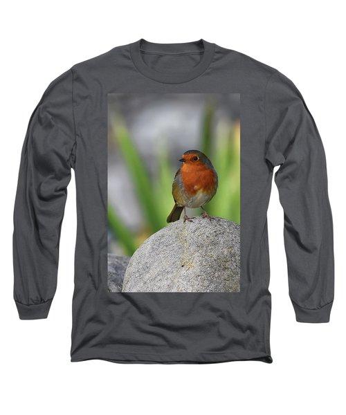 Cheeky Chappy Long Sleeve T-Shirt