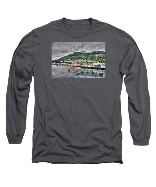 Cheery Long Sleeve T-Shirt by Don Mennig