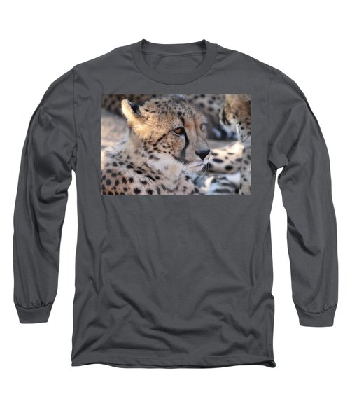 Cheetah And Friends Long Sleeve T-Shirt