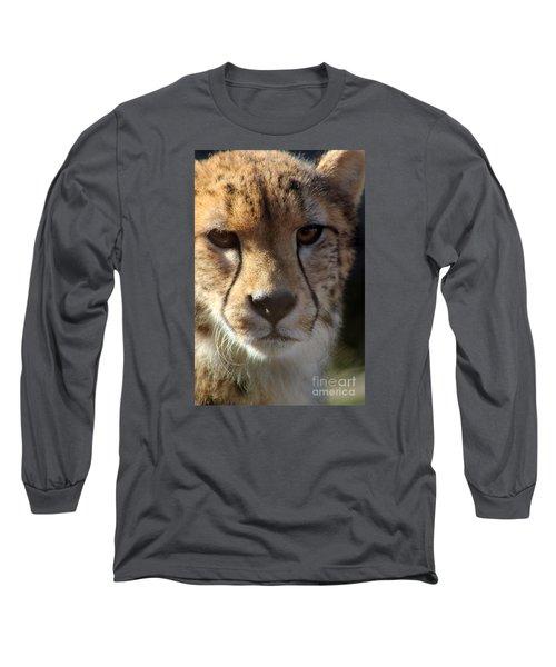 Cheetah Long Sleeve T-Shirt