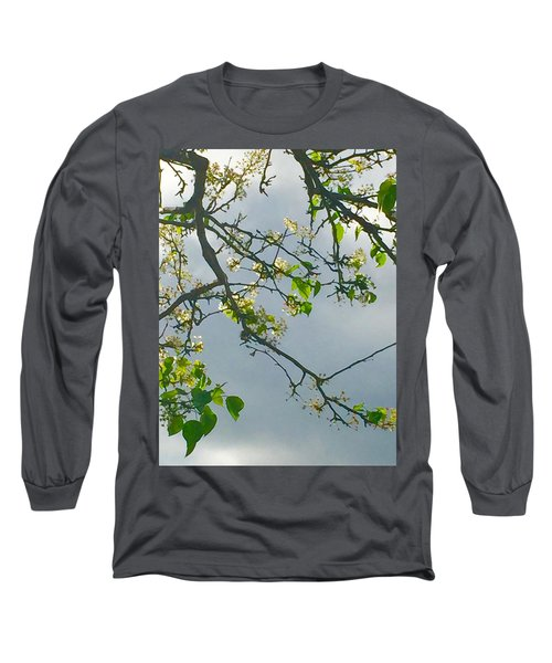 Cherry Tree Hack Long Sleeve T-Shirt