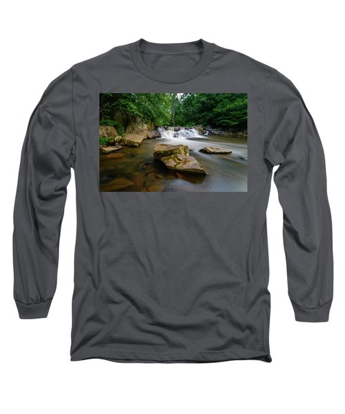 Chestnut Creek Falls  Long Sleeve T-Shirt