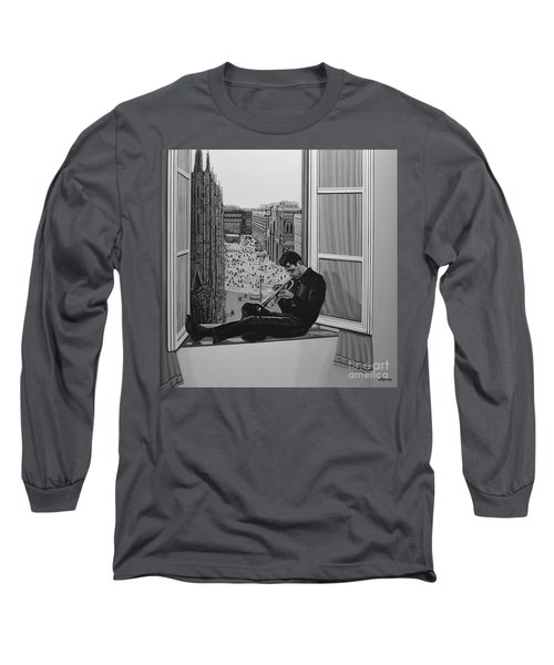 Chet Baker Long Sleeve T-Shirt