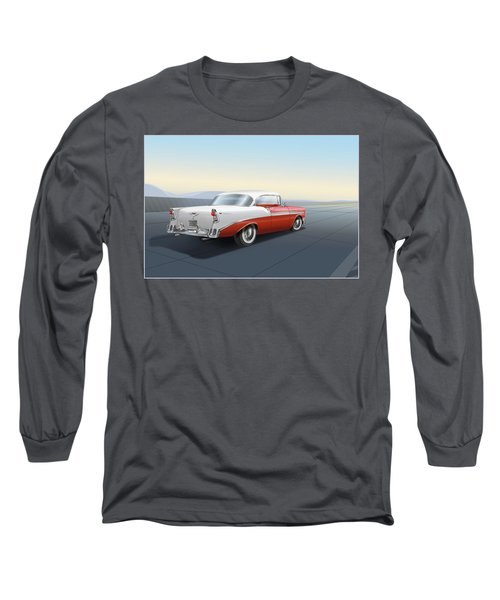 Chevrolet Bel Air Long Sleeve T-Shirt