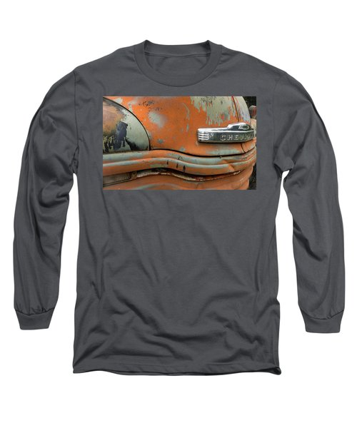 Chevy Front Long Sleeve T-Shirt