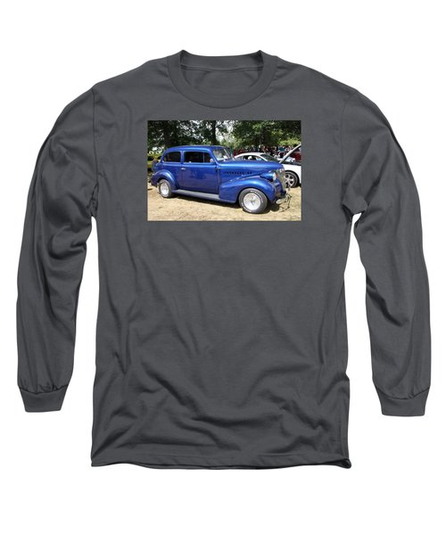 Chevy Town Sedan 1939 Long Sleeve T-Shirt