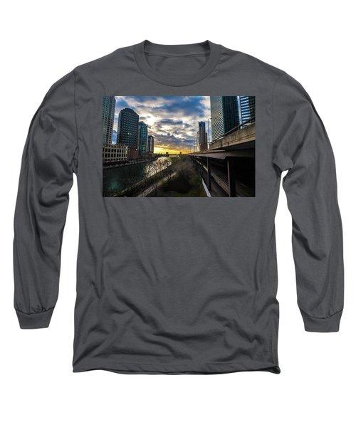 Chi Sunrise 2 Long Sleeve T-Shirt