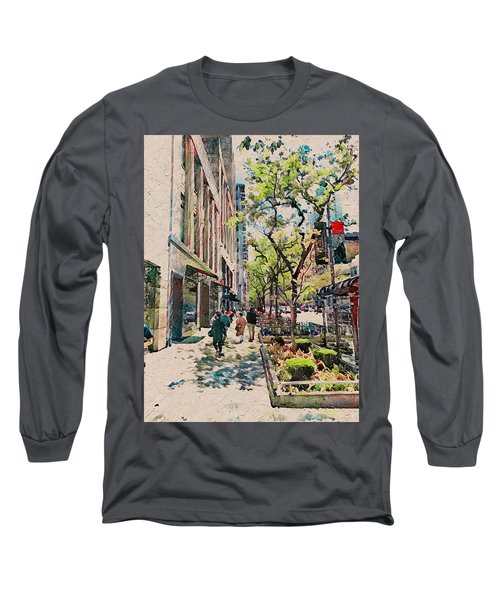 Chicago Colors 6 Long Sleeve T-Shirt