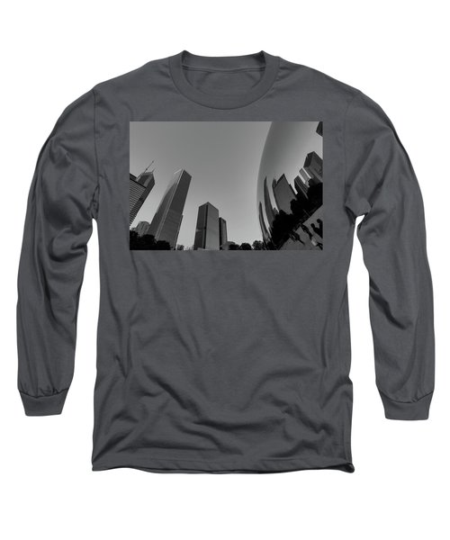 Chicago Reflections Long Sleeve T-Shirt