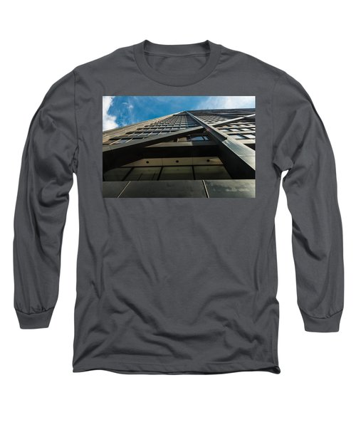 Chicago Structure Long Sleeve T-Shirt
