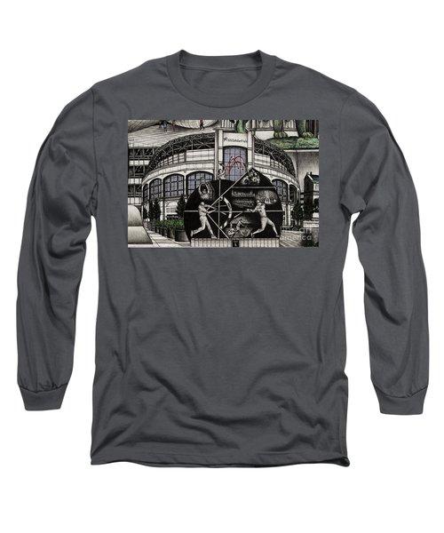 Chicago Whitesox Us Cellular Field Long Sleeve T-Shirt