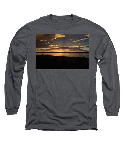 Chickahominy  Long Sleeve T-Shirt