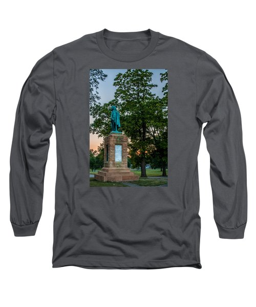 Chief Keokuk Long Sleeve T-Shirt by Joe Scott