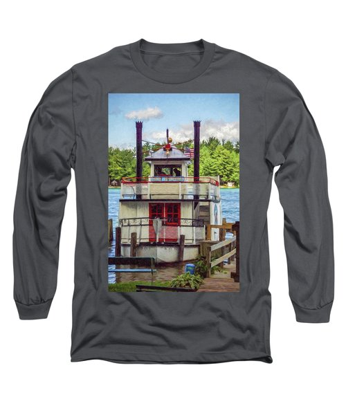 Chief Waupaca Long Sleeve T-Shirt by Trey Foerster