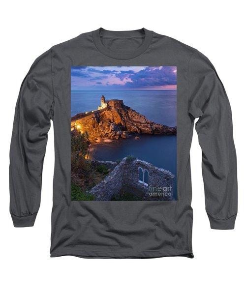 Long Sleeve T-Shirt featuring the photograph Chiesa San Pietro by Brian Jannsen