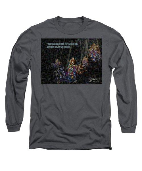 Childrens Verse Long Sleeve T-Shirt