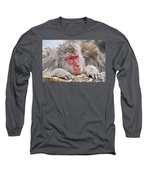 Chilling Long Sleeve T-Shirt