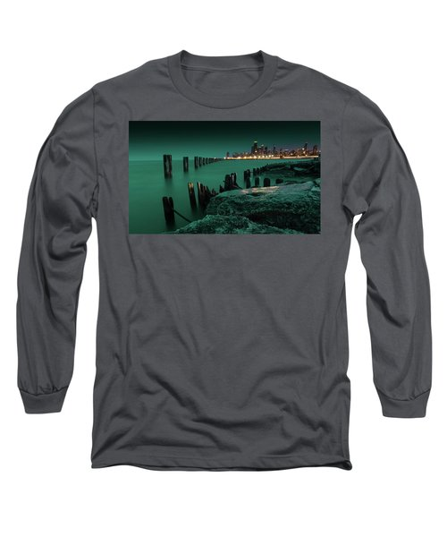 Chilly Chicago 2 Long Sleeve T-Shirt