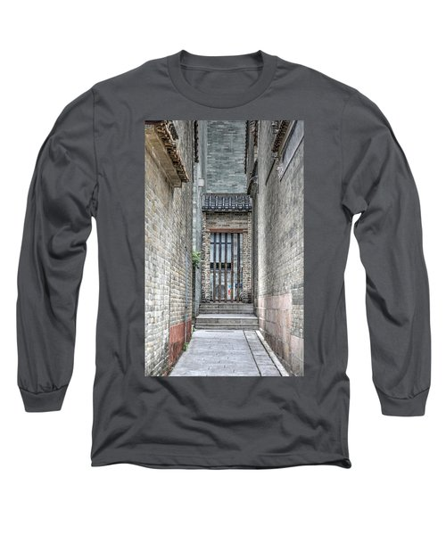 China Alley Long Sleeve T-Shirt