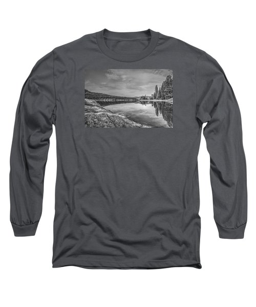 China Bend1 Long Sleeve T-Shirt by Loni Collins