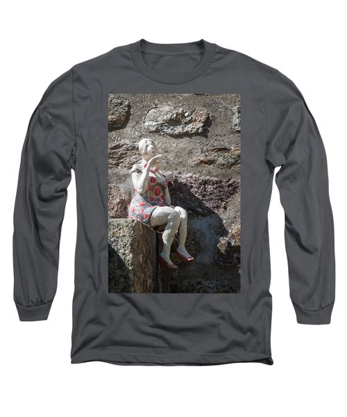 China Girl Long Sleeve T-Shirt