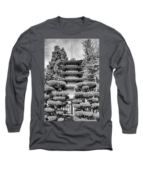 Golden Gate Park  Long Sleeve T-Shirt