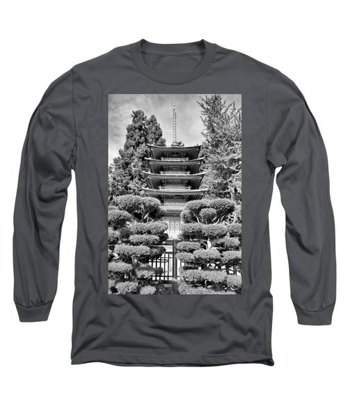 Golden Gate Park  Long Sleeve T-Shirt