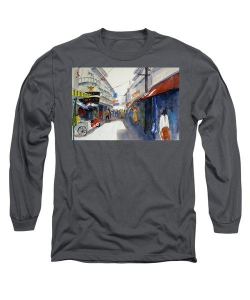 Chinatown, Bangkok Long Sleeve T-Shirt