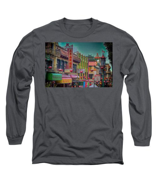Chinatown Long Sleeve T-Shirt