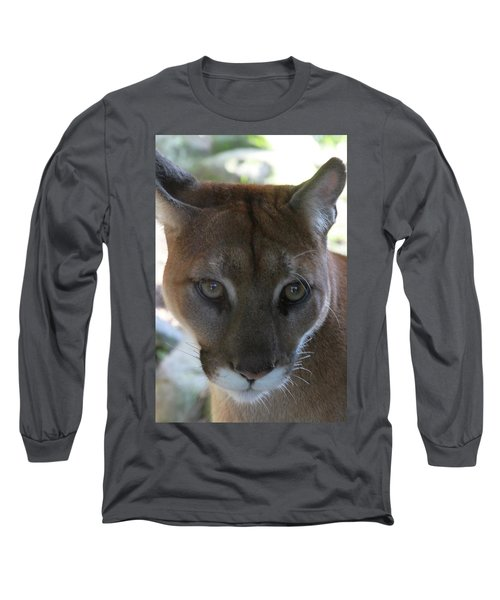 Long Sleeve T-Shirt featuring the photograph Chinook by Laddie Halupa